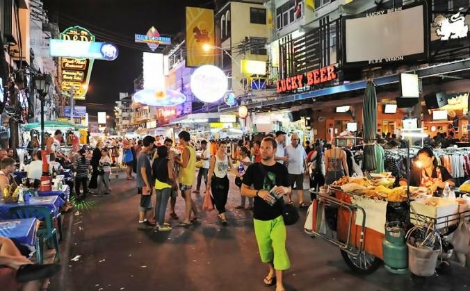 Cosas que ver en Bangkok por la noche