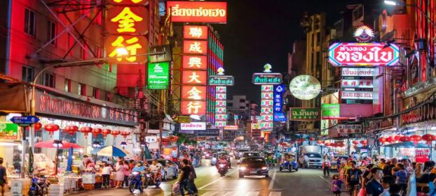 Atracciones turísticas en Bangkok