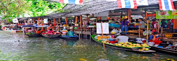 mejores atracciones turísticas de Bangkok