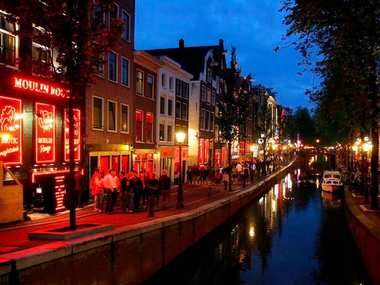 Qué ver en Ámsterdam en uno día sin prisa