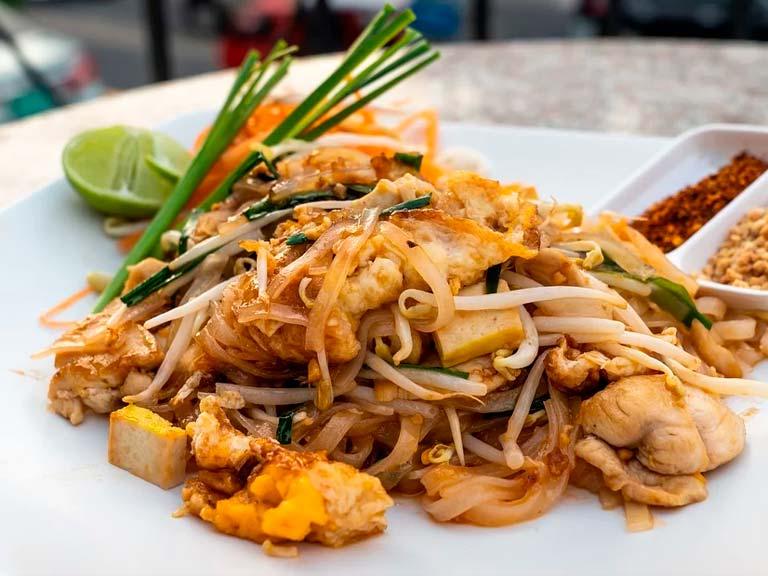 Lugares para comer en Bangkok