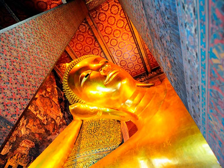 Wat Pho and the Reclining Buddha