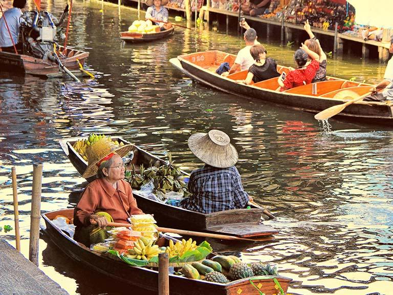 Cosas que hacer en uno día en Bangkok