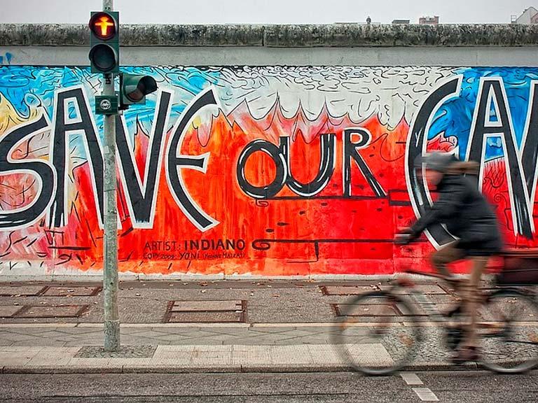 Visita guiada al muro de Berlín