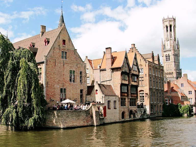 Excursiones en Bruselas español: lugares en Brujas