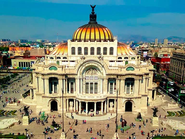 Un tour por Ciudad de México