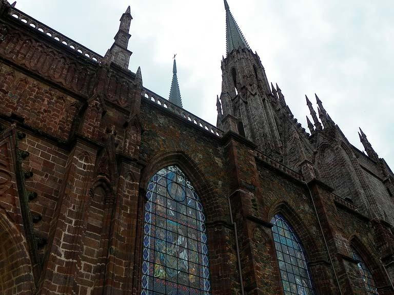 Visita el Santuario de Guadalupe