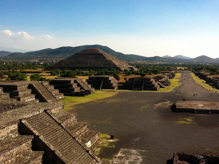 ¡Conoce las pirámides de Teotihuacán!