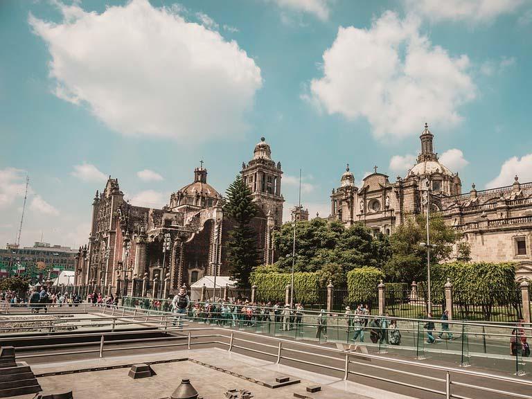 Visita guiada privada de la Ciudad de México