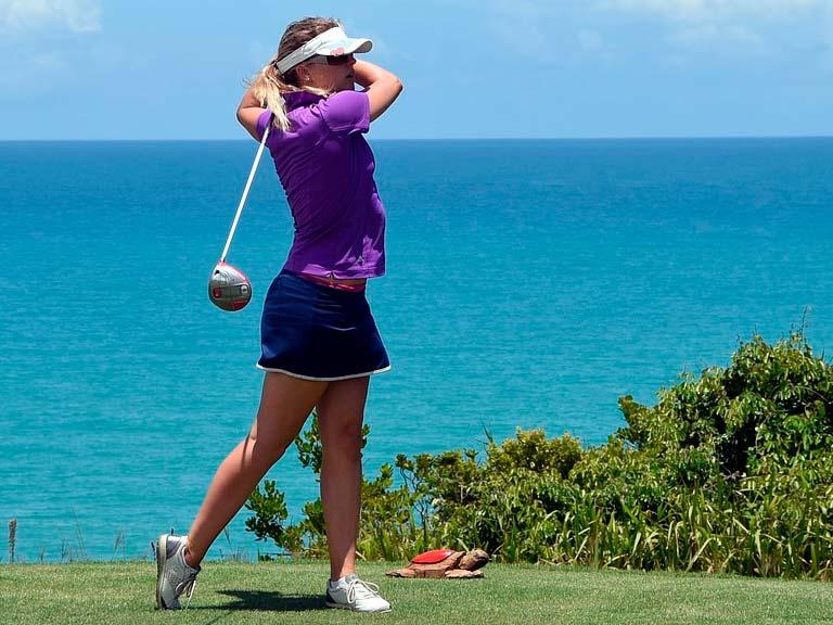 Sin duda que la recomendación es vive tu mejor experiencia en Cozumel Golf.