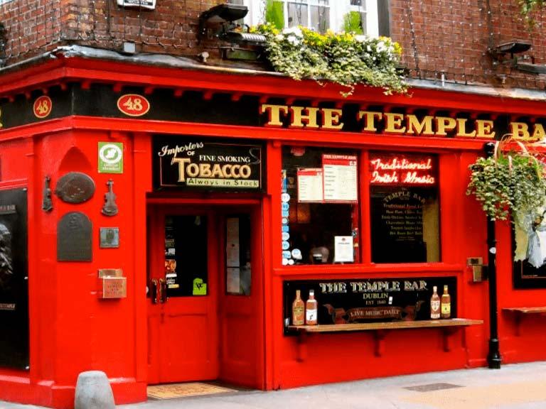 Temple Bar quarter