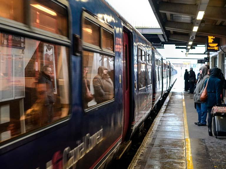 Tiquetes trenes Europa