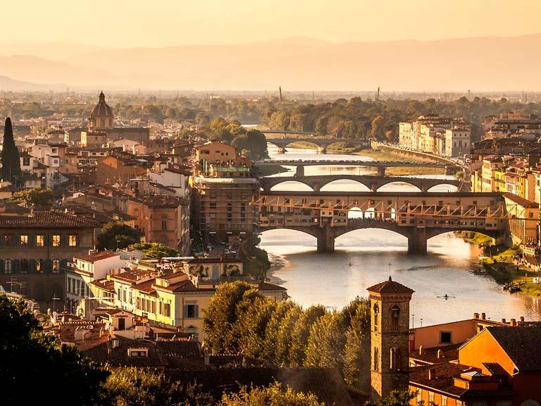 Tour en Florencia con degustaciones. Para los amantes de la gastronomía.