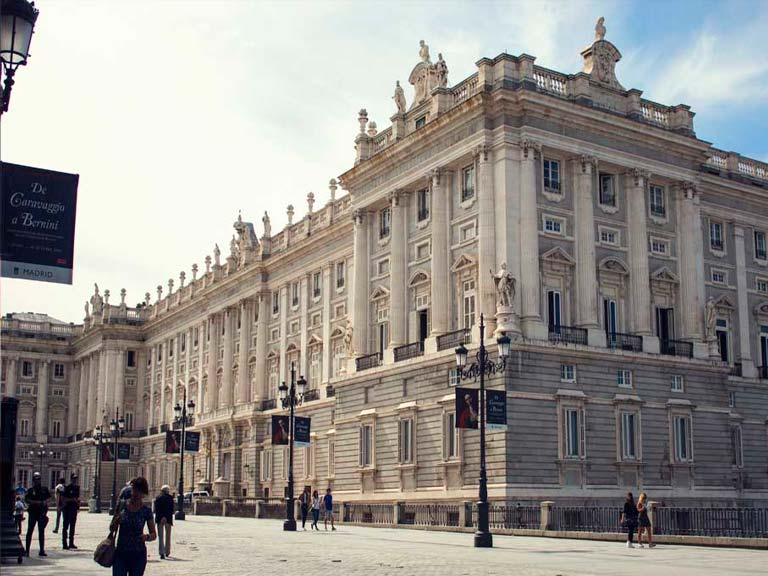 Visita guiada a Madrid: Autobús turístico