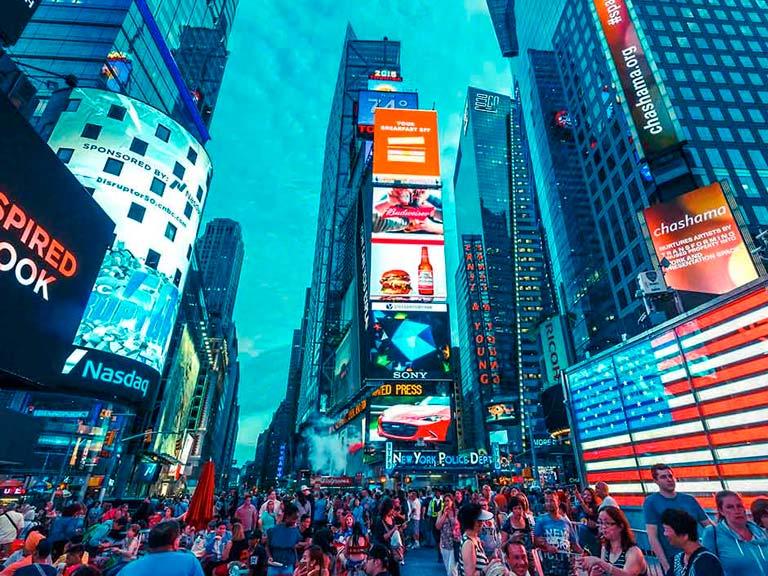 Conoce los mejores Nueva York tour nocturnos 2019