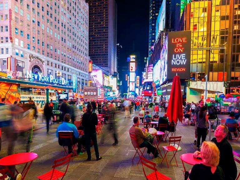 Vive al máximo el Tour Nocturno de Nueva York en español
