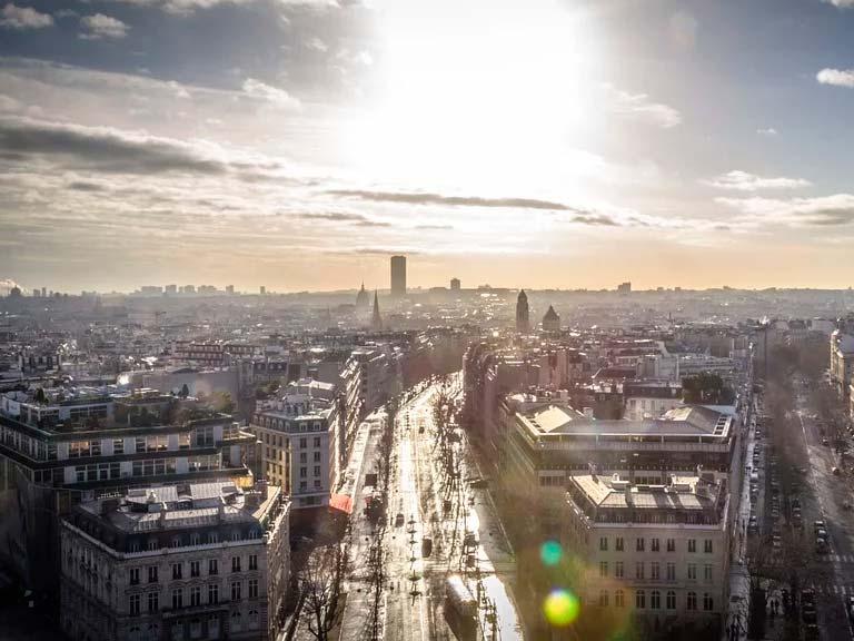 qué hacer en París de noche