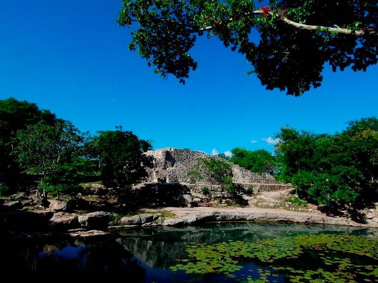 Mejores cenotes de Puerto Morelos