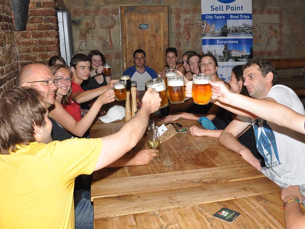 Tour de la cerveza