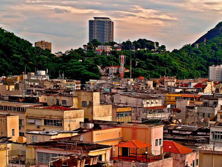 Tour Favela Santa Marta