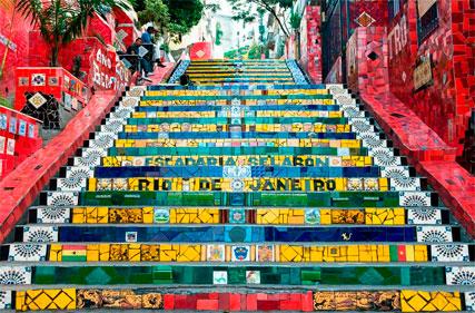 Tours a pie Rio de Janeiro