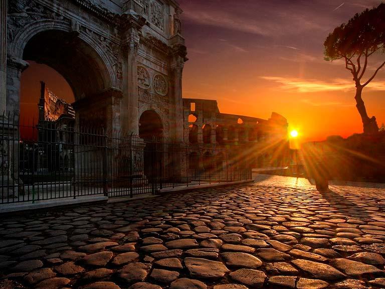 Características de las visitas guiadas en Roma en español