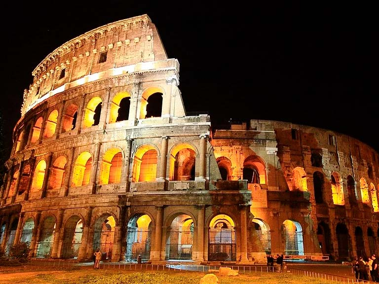 Tour Coliseo, Foro y Palatino: