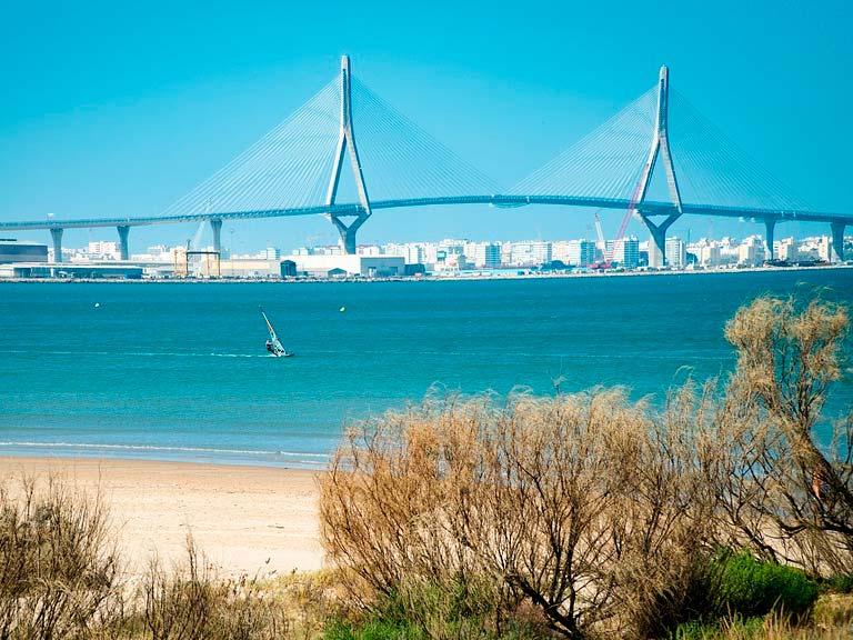 4.Bahía de Cádiz
