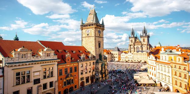Tour privado por Praga