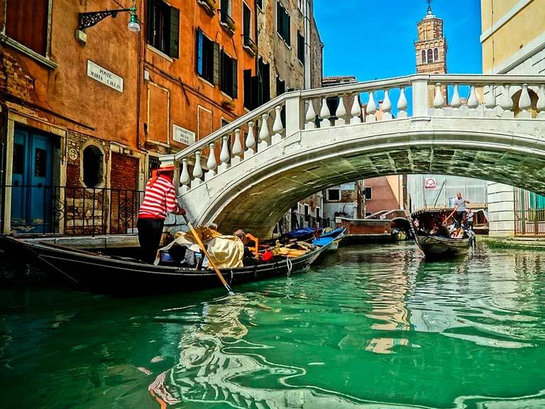Mejores atracciones turísticas en Venecia: Los Puentes