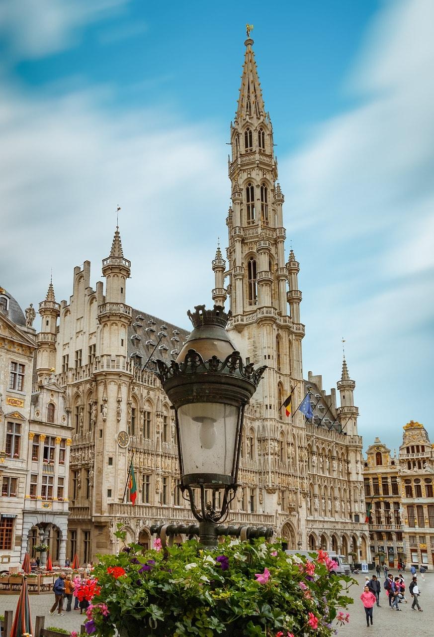 visitas guiadas en bruselas en español