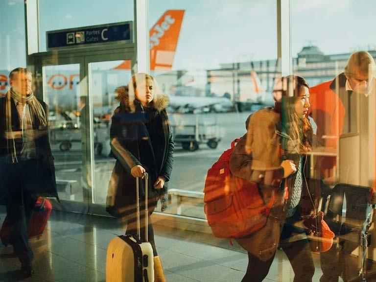 ¿Crees que el horario de los vuelos influye?